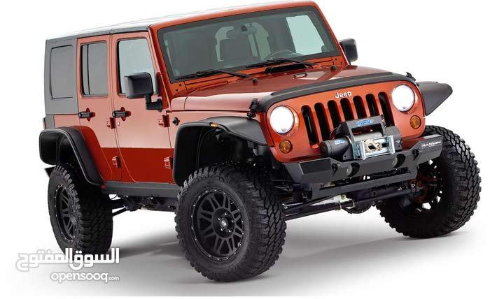 فندرات اصلية بشواكر jk jeep جيب رانجلر