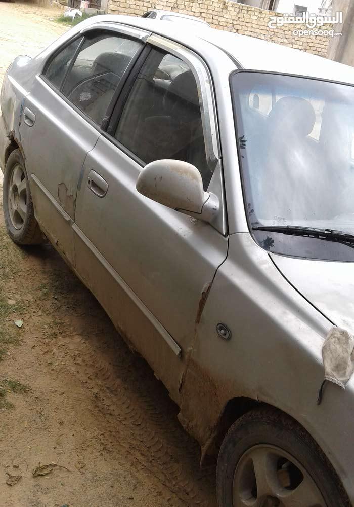 Used condition Hyundai Verna 2002 with 0 km mileage