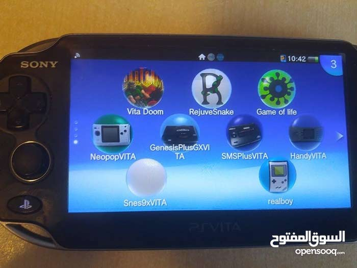 Used PSP - Vita device for sale at a good price