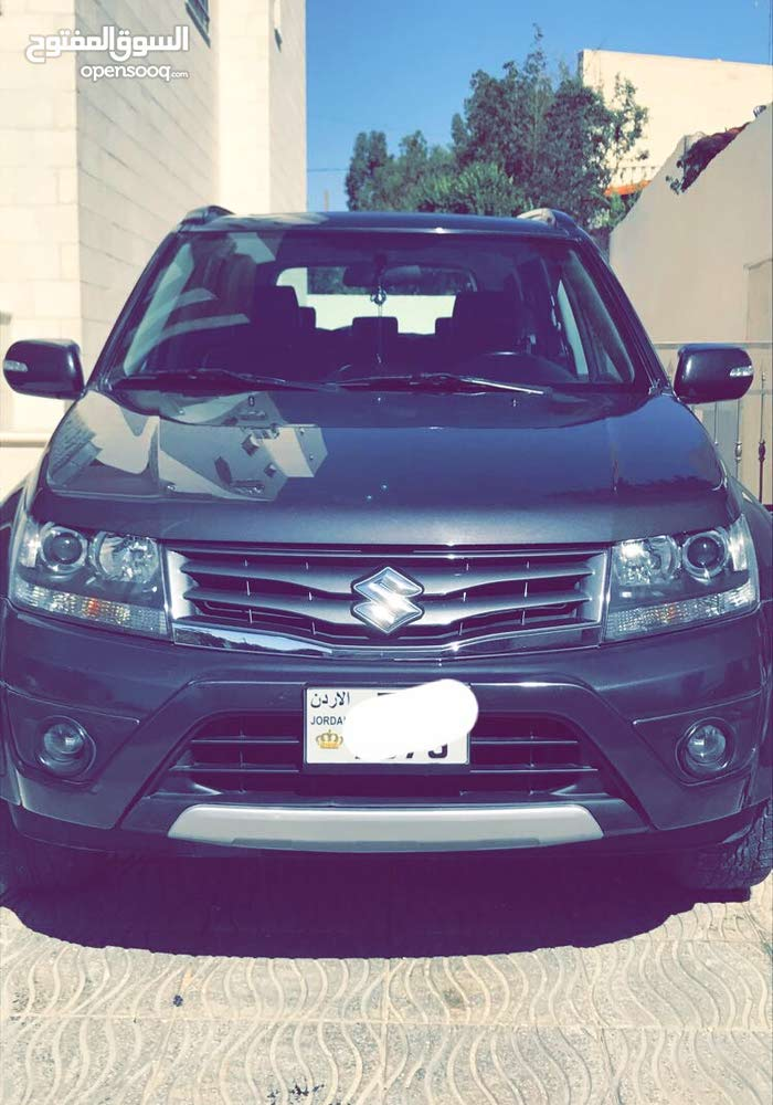 2014 Used Grand Vitara with Automatic transmission is available for sale