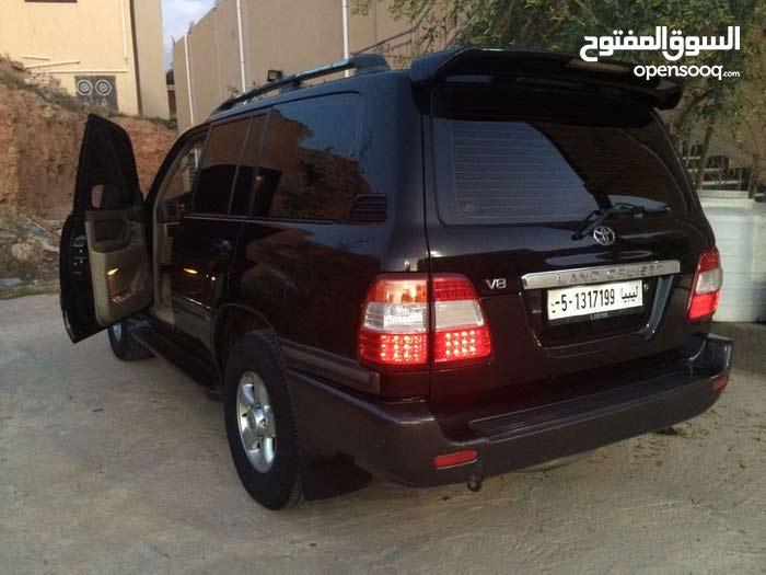 Toyota Land Cruiser 2002 - Automatic