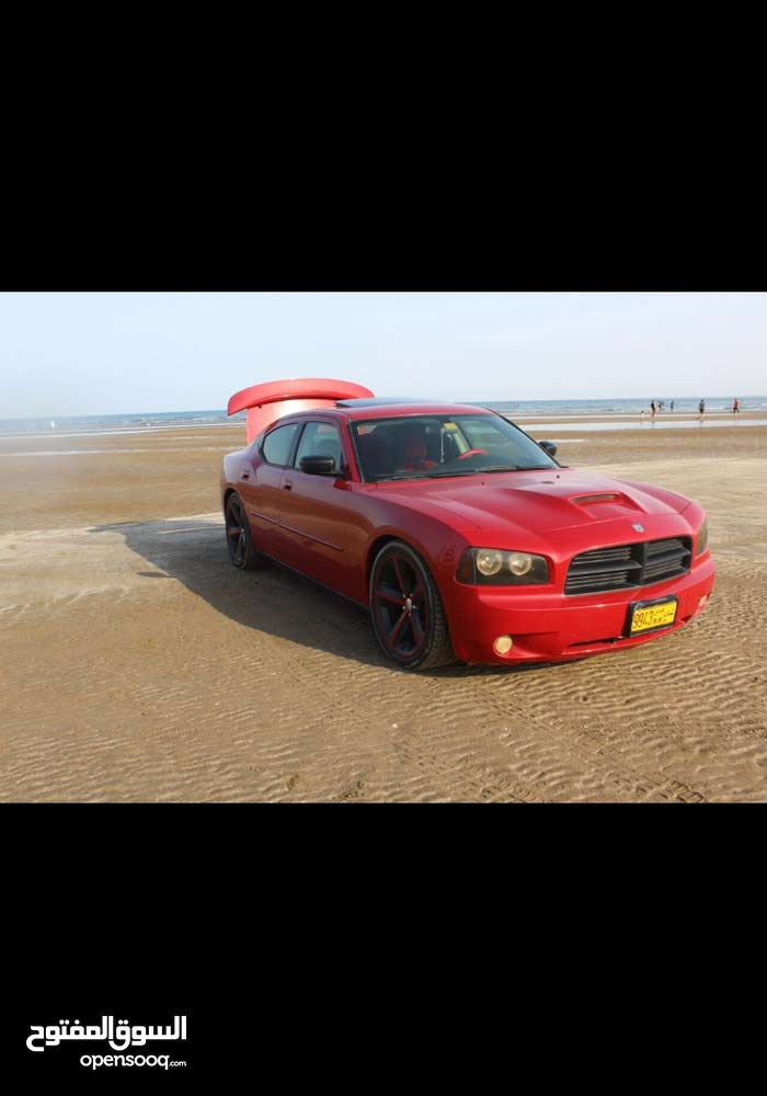 Dodge Charger 2007 For sale - Red color