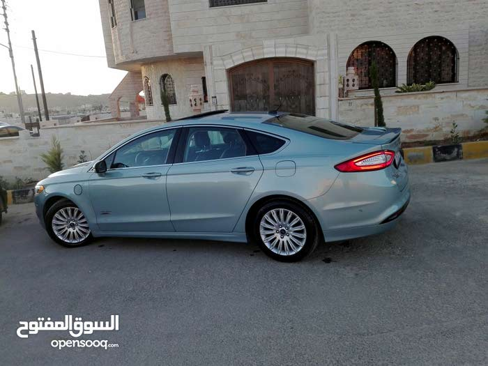 Ford Fusion 2013 For sale - Green color