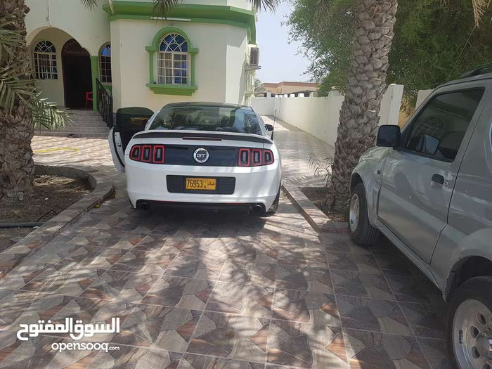 Used condition Ford Mustang 2013 with 0 km mileage
