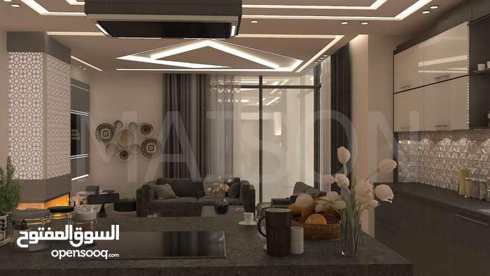 شقة بكهرباء مجانية وتشطيب فندقي عالي في شفا بدران((اسكان الاطباء)) ومن المالك مباشرة