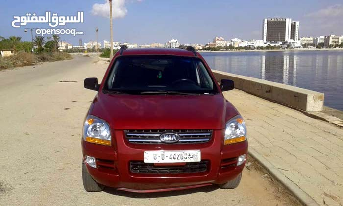 For sale Sportage 2008
