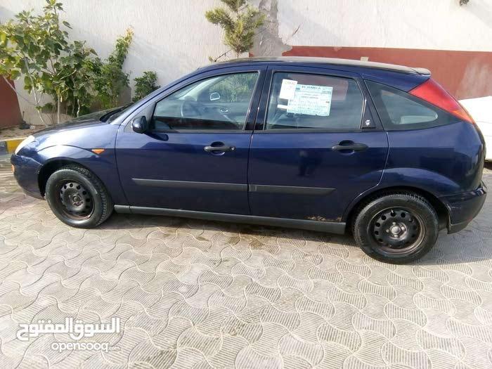 Ford Focus in Tripoli
