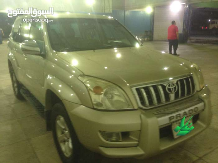Used 2007 Toyota Prado for sale at best price