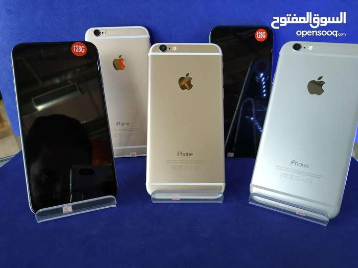 ارخص سعر ايفون 6 128 جيبي  عرض مغرى مع الضمان