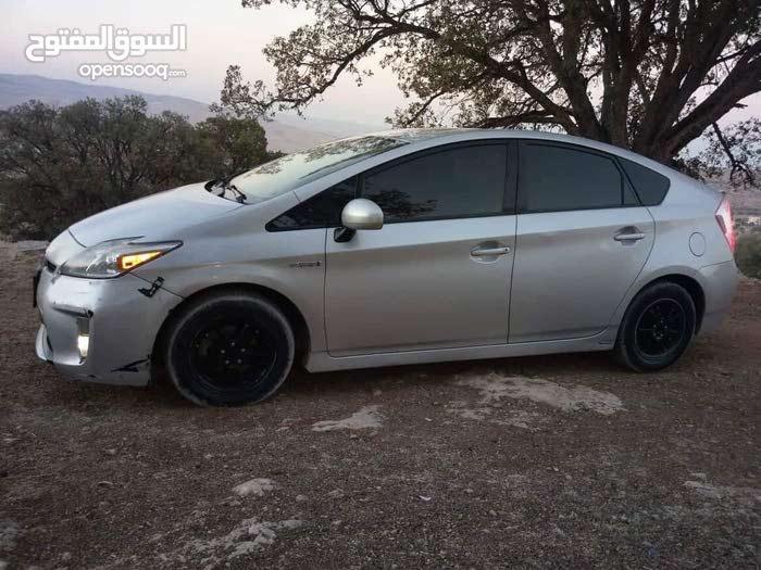 Toyota Prius - Amman