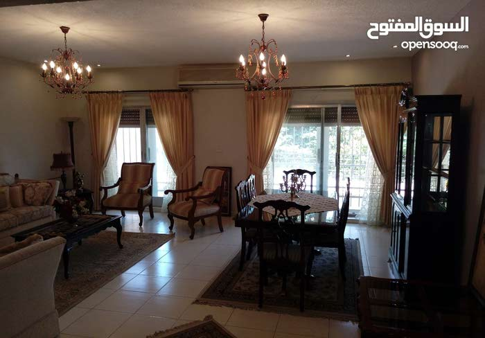 Abdoun property for rent with 3 rooms