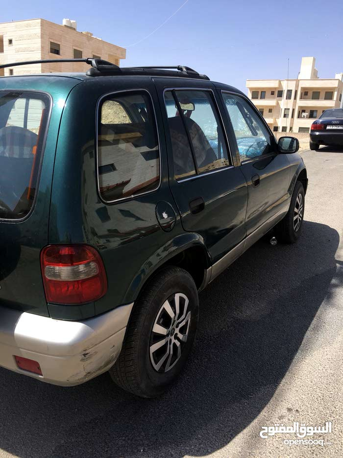 2001 Sportage for sale