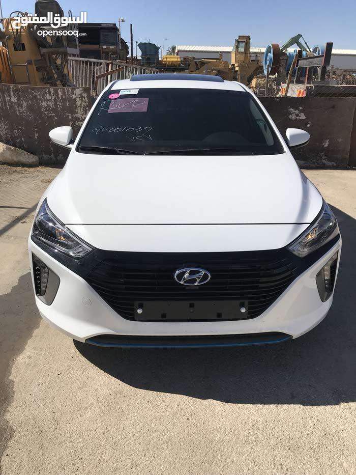 White Hyundai Ioniq 2016 for sale
