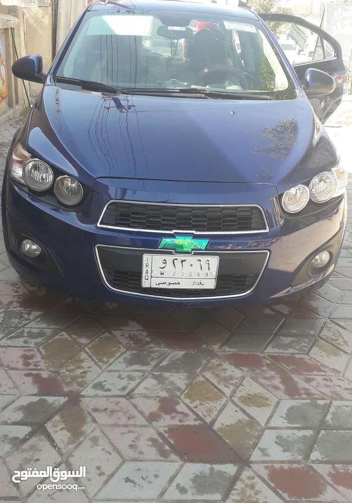 2013 Chevrolet Sonic for sale