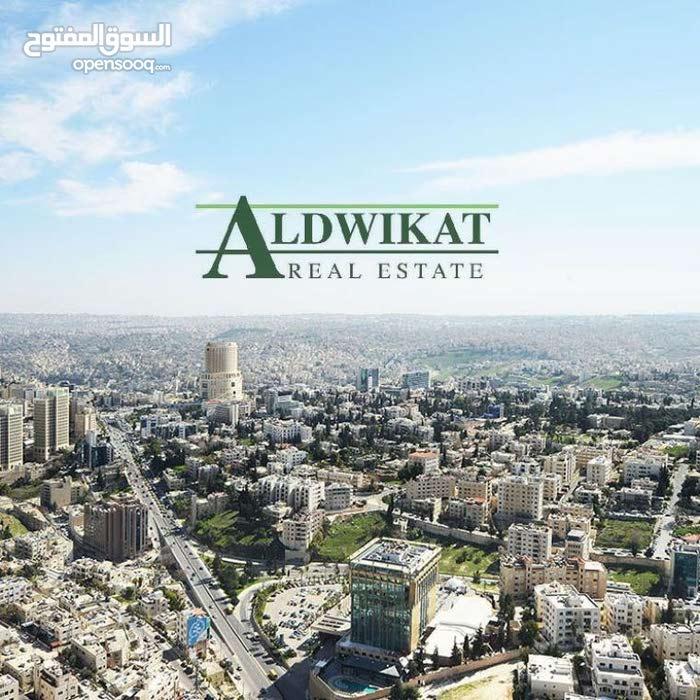 ارض للبيع في اجمل مناطق جبل عمان , مساحة الارض 1000 م