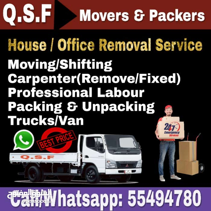 Moving & Shifting, Carpenter, Packing Unpacking