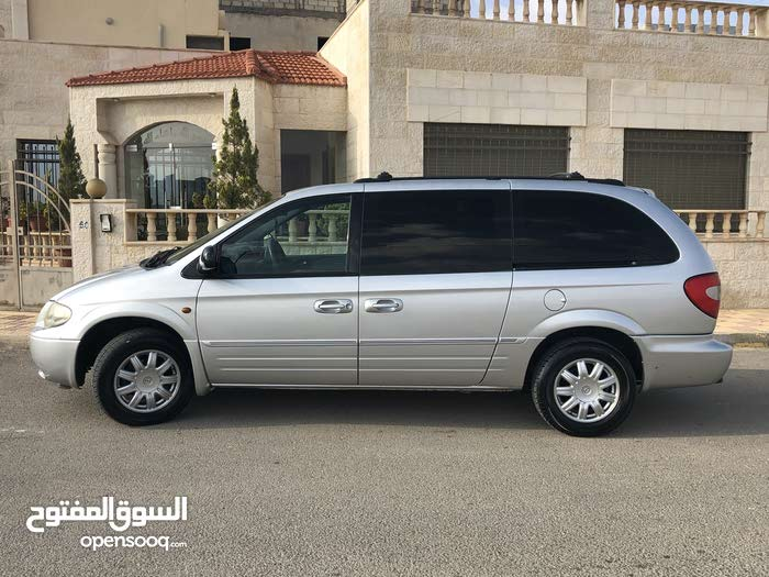 Best price! Chrysler Grand Voyager 2006 for sale