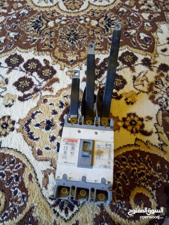 تاكو كهربائي 200 أمبير .. صناعة كورية شغال .