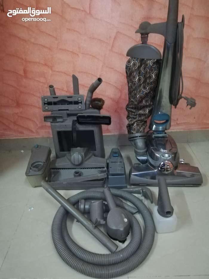 للبيع جهاز كيربي  للتنظيف متطور وجميل جدا وضمان مدا الحياه