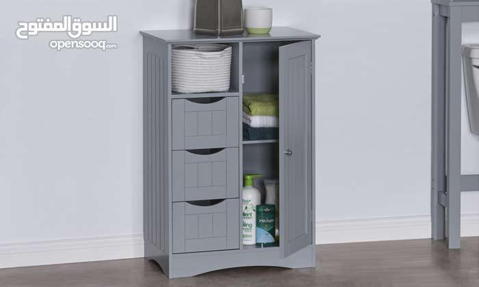 Ashland 1-Door, 3-Drawer Floor Cabinet