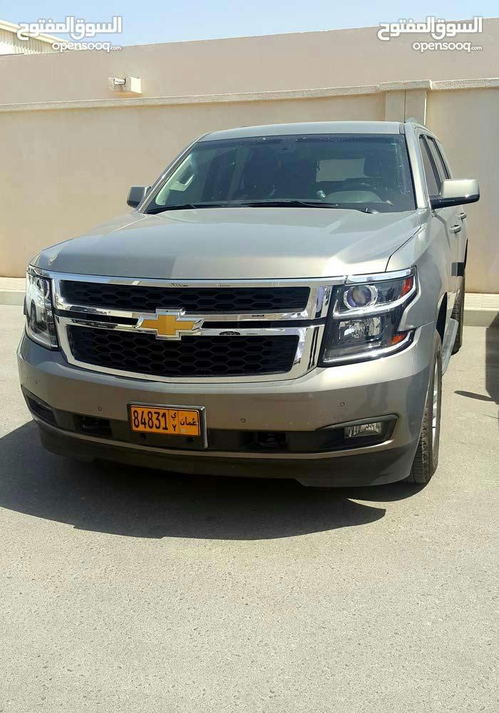 40,000 - 49,999 km Chevrolet Tahoe 2017 for sale