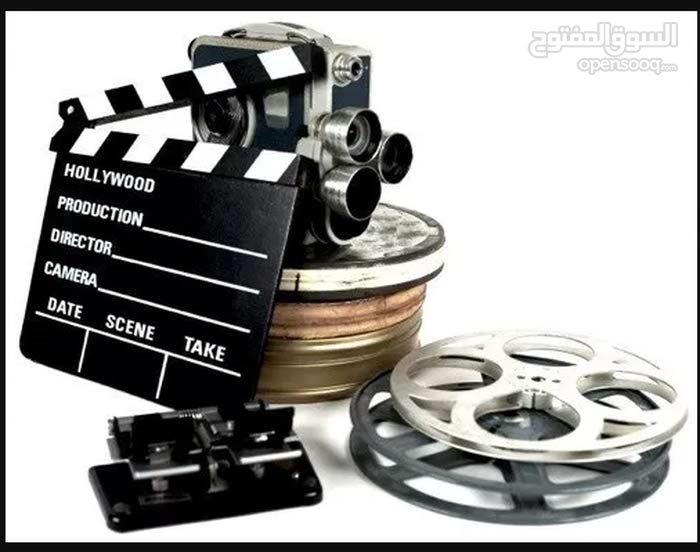 تمثيل وتصوير