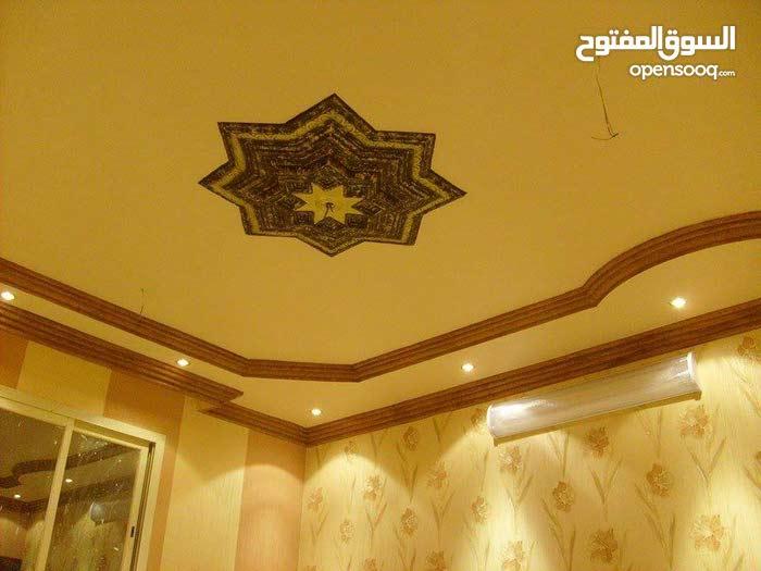 عبدالفتاح المصري لكافه أنواع الدهان والصيانة والدوكرات