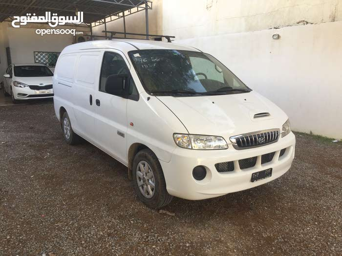 Available for sale! 0 km mileage Hyundai H-1 Starex 2005