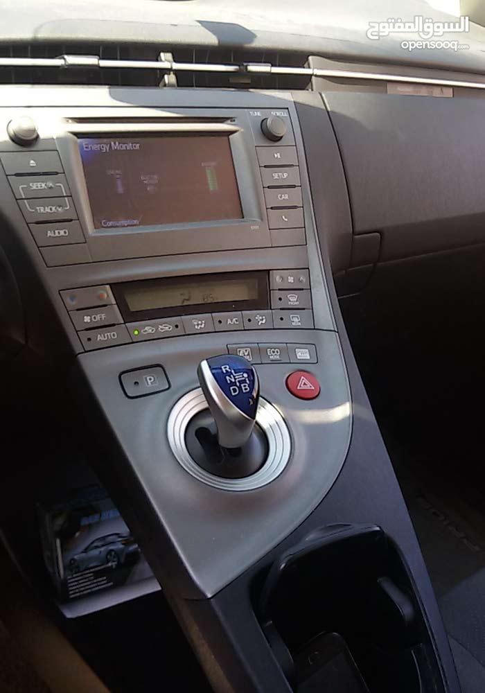 Hybrid Fuel/Power   Toyota Prius 2013