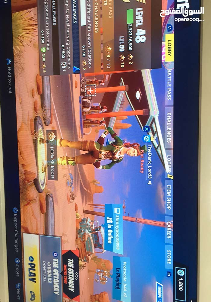 Fortnite account for 170$ + save the world