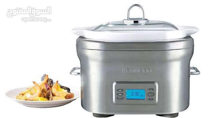 حلة الطهى البطئ من كينوود slow cooker