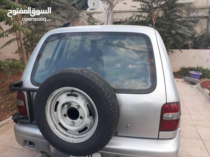 Automatic Grey Kia 2001 for sale