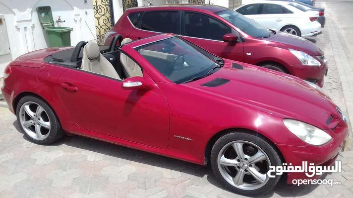 For sale 2006 Red SLK 200