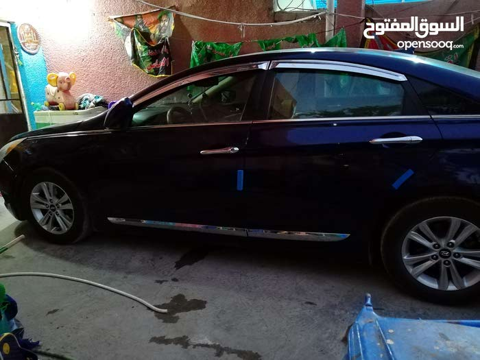 60,000 - 69,999 km Hyundai Sonata 2011 for sale