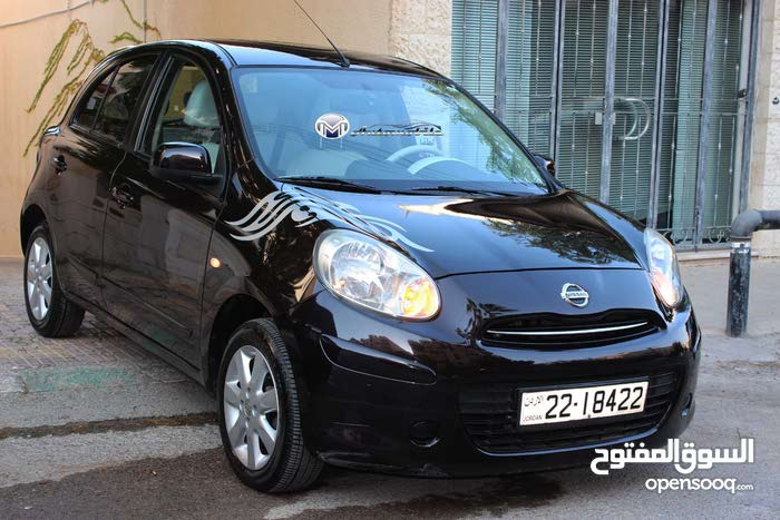 Used Nissan Micra in Amman
