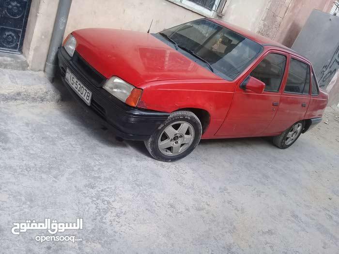0 km mileage Opel Kadett for sale