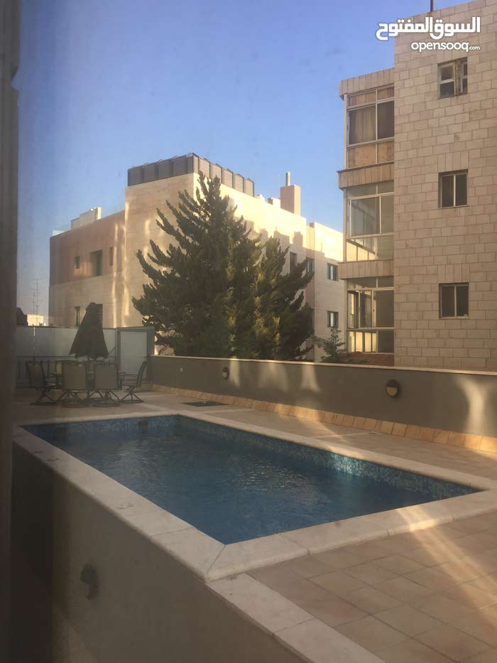 luxury furnished apartment for rent in jabal amman