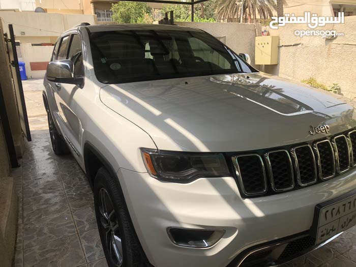 Jeep Grand Cherokee Used in Baghdad