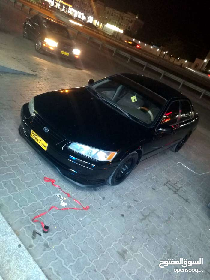 Toyota Camry car for sale 1998 in Al Khaboura city