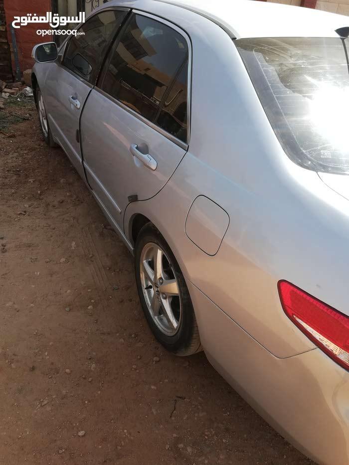 Honda Accord for sale in Khartoum