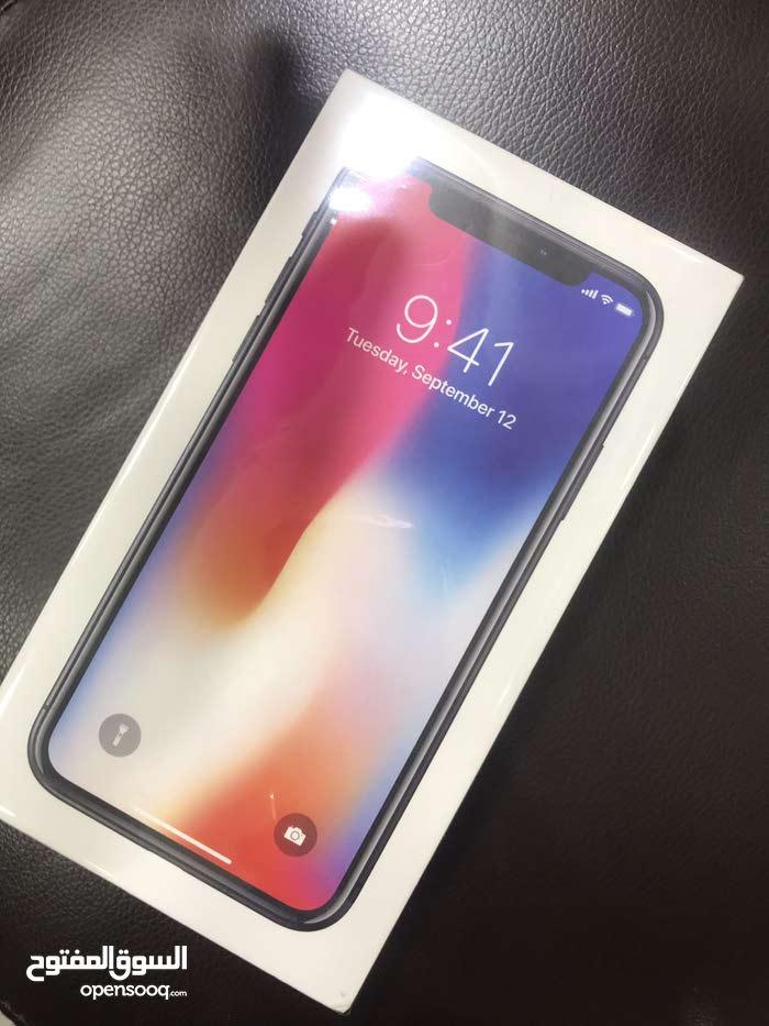 Iphone x 256  جديد نو اكتف باحسن سعر للبيع المستعجل