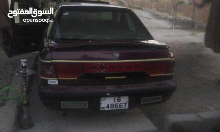 Maroon Daewoo Espero 1994 for sale