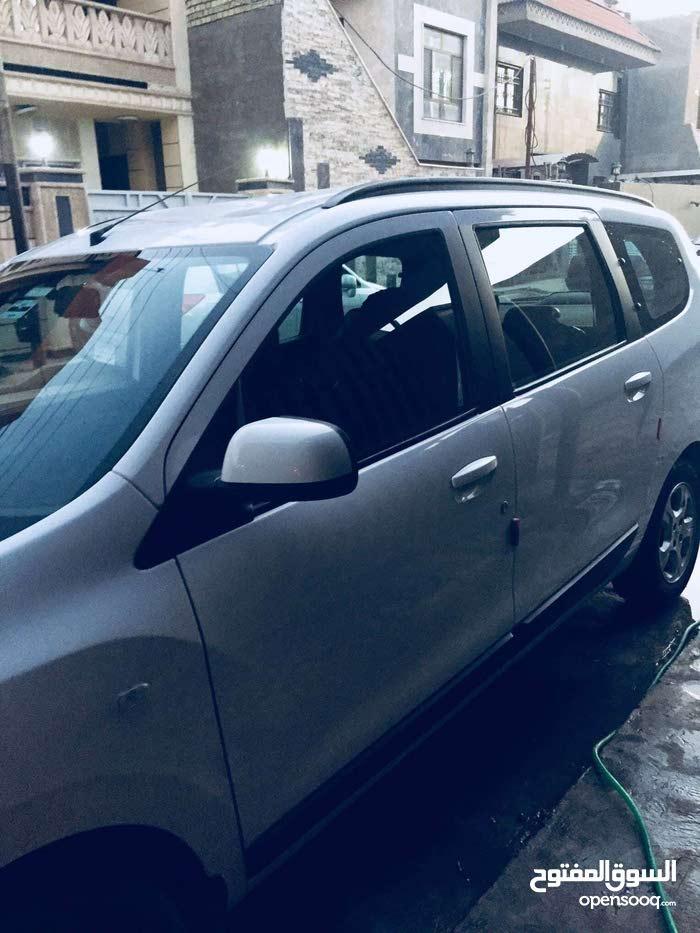 سيارة رينوا لوجي 7 راكب 2014 بشدة وعشرة