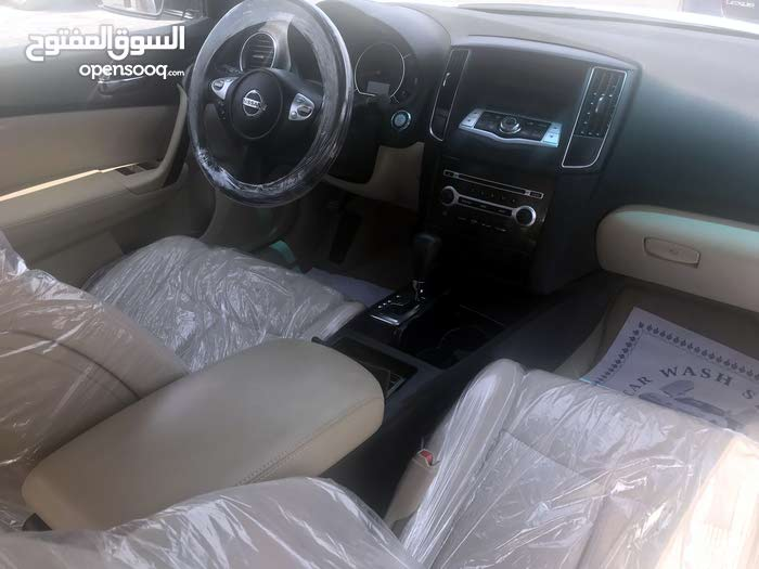 Maxima 2015 - Used Automatic transmission