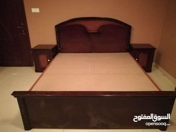 غرفة نوم جديدة إنتاج محلي خشب mdf ماليزي