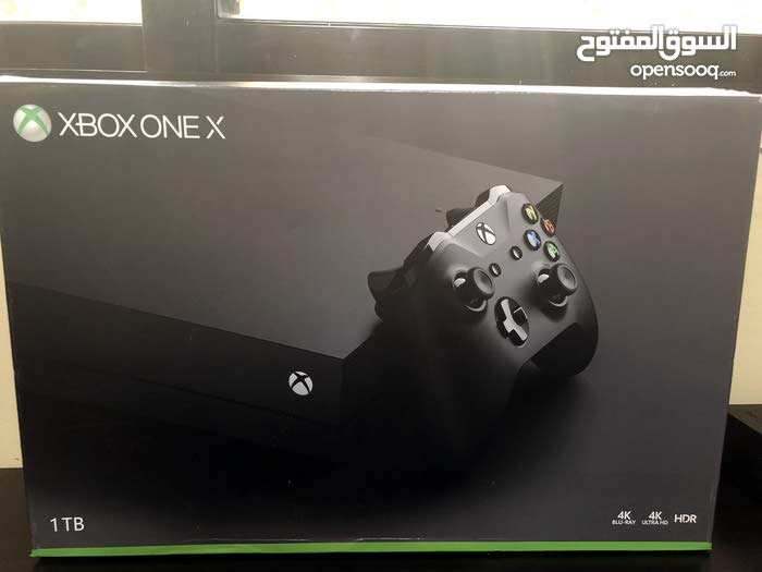 Amman - There's a Xbox One device in a Used condition