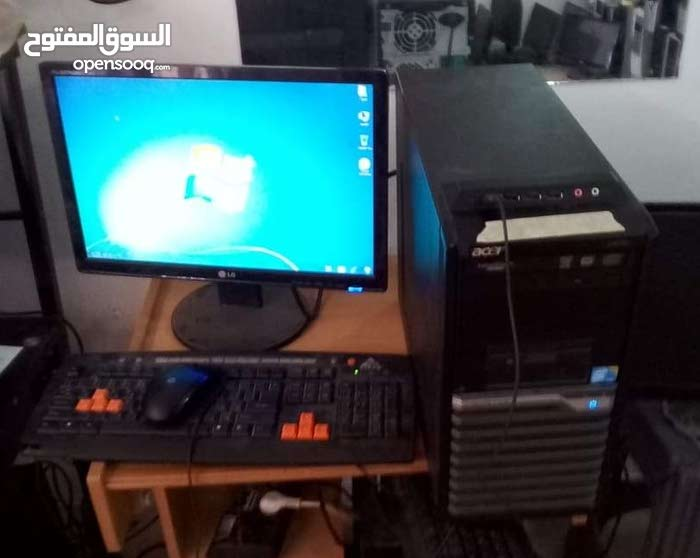 Used Desktop compter for sale of brand Other