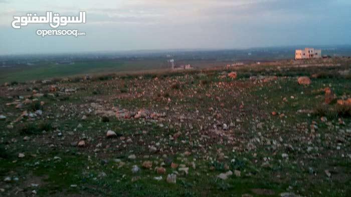 ارض 3400م للبيع بمنطقة اربد
