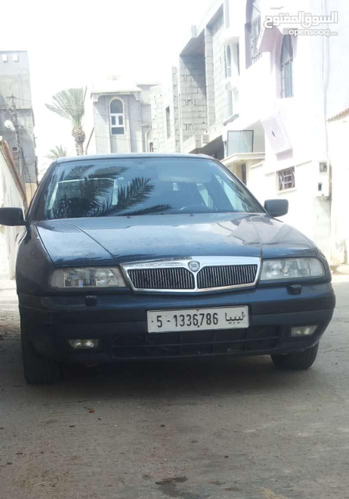 2004 Lancia in Tripoli
