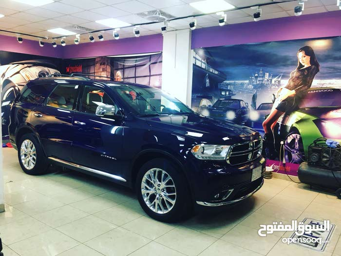 Available for sale! 30,000 - 39,999 km mileage Dodge Durango 2015